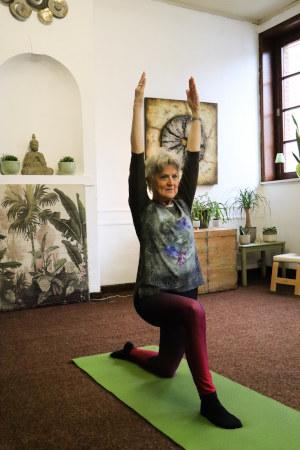 Anne Wynant Yoga